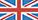 Drapeau langue anglaise