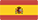 Drapeau langue espagnole