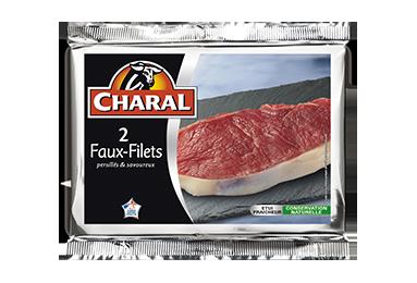 Faux-filet de bœuf : Temps de cuisson à la poêle, Infos Nutrition, Calorie - charal.fr