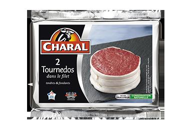 Tournedos de bœuf dans le Filet - charal.fr