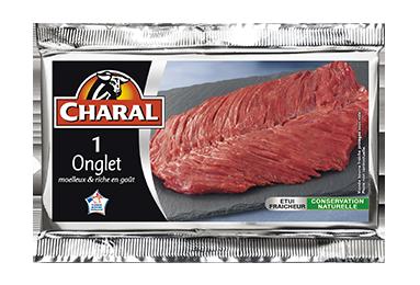 Onglet de bœuf - charal.fr