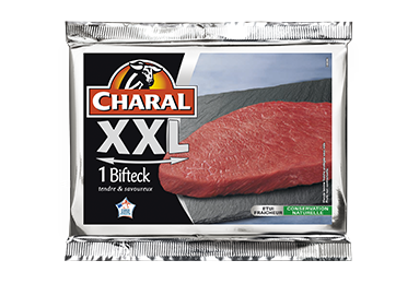 Bifteck XXL - charal.fr