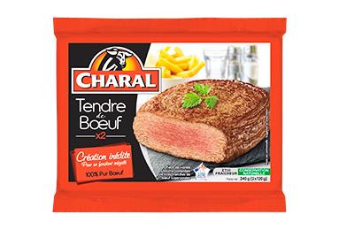 Tendre De Bœuf - Le tendre de boeuf - charal.fr