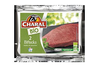 Bifteck Bio - Nos bios - charal.fr
