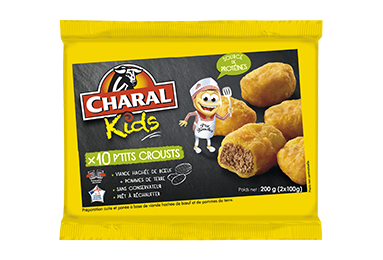 P'tits Crousts - Nos kids - charal.fr