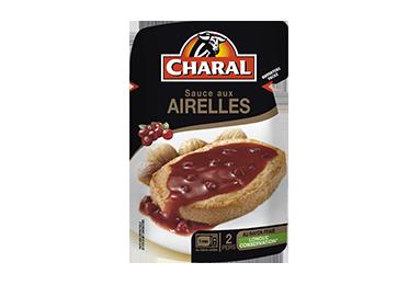 Sauce Aux Airelles à réchauffer- charal.fr