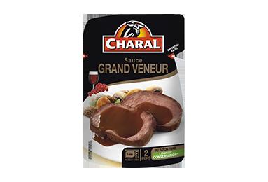 Sauce Grand Veneur - Nos sauces et marinades - Festive - charal.fr