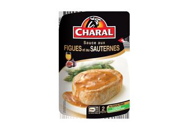 Sauce Aux Figues Et Au Sauternes - Nos sauces et marinades - Festive - charal.fr