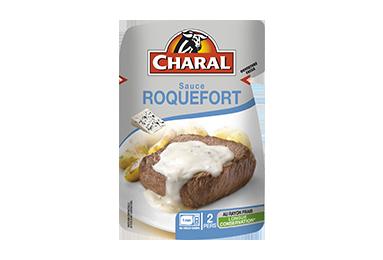 Sauce Roquefort - Nos sauces et marinades - Classique - charal.fr