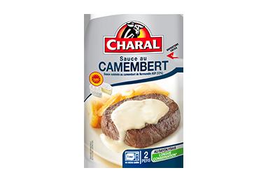 Sauce au Camembert pour viandes grillées à réchauffer - charal.fr
