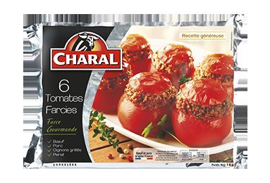 Tomates Farcies Surgelées - Nos farcis - charal.fr