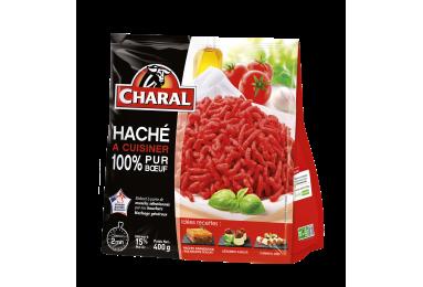 Viande hachée pur bœuf surgelée à cuisiner - charal.fr