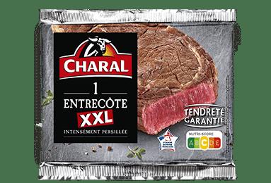 Entrecôte de boeuf XXL à griller, cuisson à la poêle - charal.fr