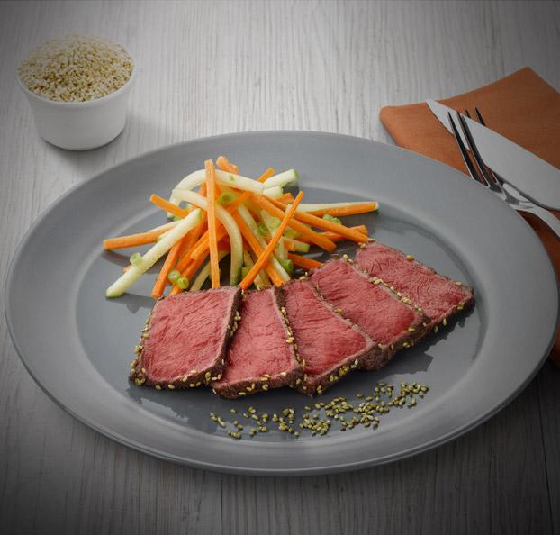 Recette tataki de bœuf