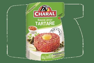 Sauce tartare prête à déguster - charal.fr