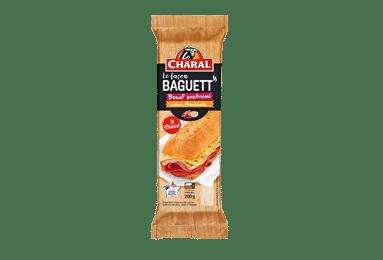 Le Façon Baguett' - Nos snacks - charal.fr