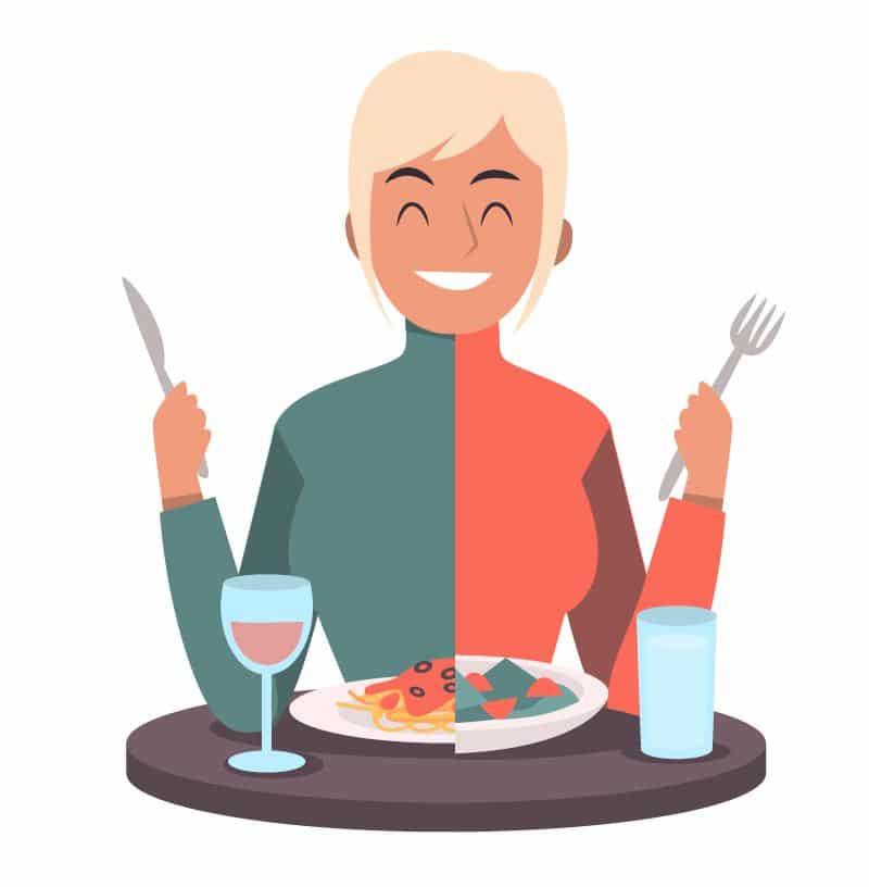 Les paradoxes du consommateur et son alimentatio